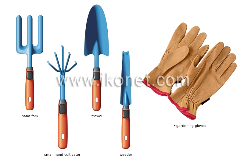 Do it yourself and gardening gardening hand tools for Gardening tools dictionary