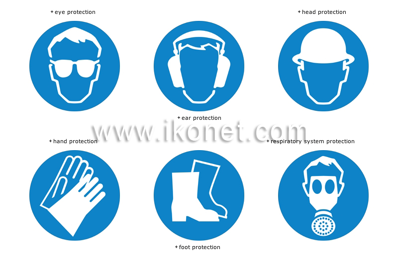 Society Safety Safety Symbols Protection Image Visual Dictionary