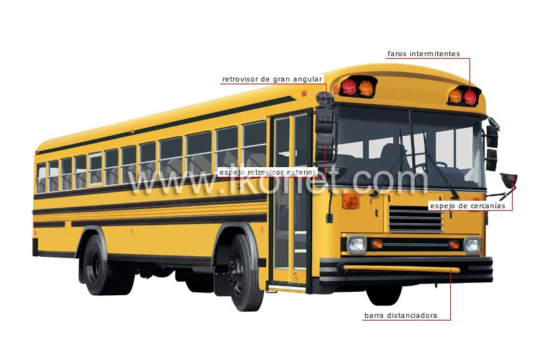 transporte y vehículos > transporte terrestre > autobús > autobús ...
