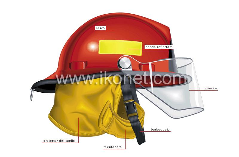 sociedad   seguridad   prevención de incendios   casco de bombero ... 0c02b918e908