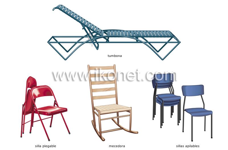 Casa mobiliario para el hogar silla sin brazos for Sillas para el hogar