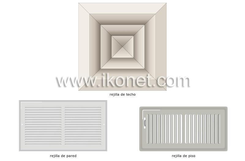 Casa calefacci n sistema de aire caliente a presi n - Tipos de calefaccion para casas ...
