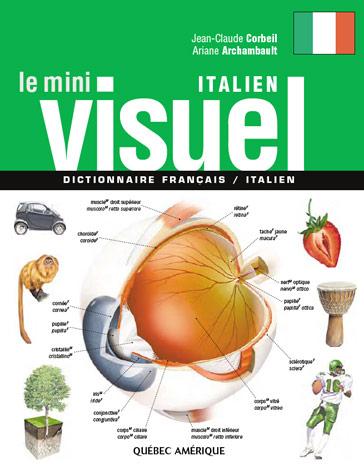 Livre Electronique Le Mini Visuel Francais Italien