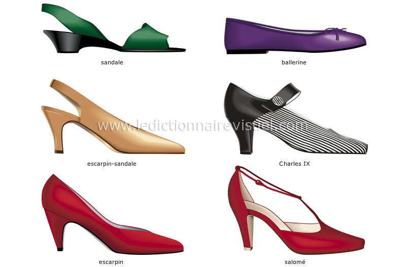 Photos chaussures