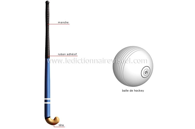 Sports et jeux sports de balle et de ballon hockey sur gazon crosse image dictionnaire - Gazon sport et jeux ...