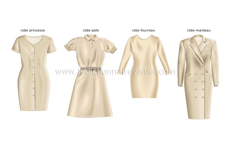 exemples de robes image