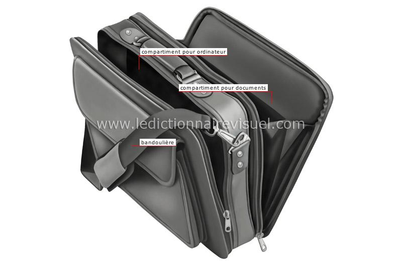 communications et bureautique bureautique ordinateur portable mallette d ordinateur. Black Bedroom Furniture Sets. Home Design Ideas